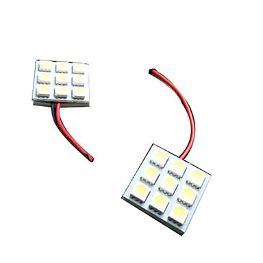 heet de verkoop van t10, BA9S, slinger auto LED kentekenverlichting, auto LED-lampen t10 5050 9SMD helder lichtheid geleid la