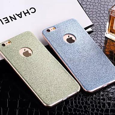 voordelige iPhone-hoesjes-hoesje Voor Apple iPhone 8 Plus / iPhone 8 / iPhone 7 Plus Patroon Achterkant Glitterglans Zacht TPU