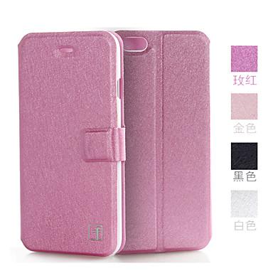 Asling flip-open pu leer full body creditcardhouder slots telefoon tas voor iPhone 6s plus / 6 plus