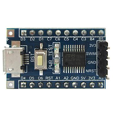 stm8s103f3 STM8 core board Development Board w / micro USB-interface en zwemmen haven
