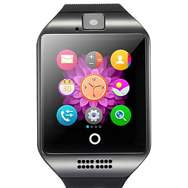 Smartwatch Q18 for Android Touch Screen / Calories Burned / Pedometers Activity Tracker / Sleep Tracker / Timer / Find My Device / Camera