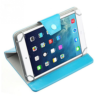 Case For Full Body Cases / Tablet Cases Solid Colored Hard PU Leather for