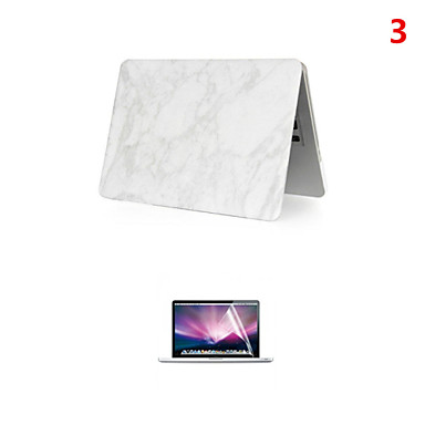 MacBook Hoes voor Marmer Muovi MacBook Air 13