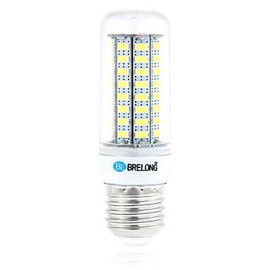 5W 450 lm E14 E26/E27 LED-maïslampen T 72 leds SMD 5730 Warm wit Natuurlijk wit AC 220-240V
