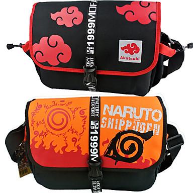 Tas geinspireerd door Naruto Cosplay Anime Cosplayaccessoires Tas Macromoleculair Materiaal Nylon Heren Dames nieuw