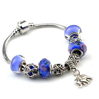 Dames Bedelarmbanden Vintage Armbanden Legering Sieraden Voor Feest Dagelijks Causaal 1 stuks