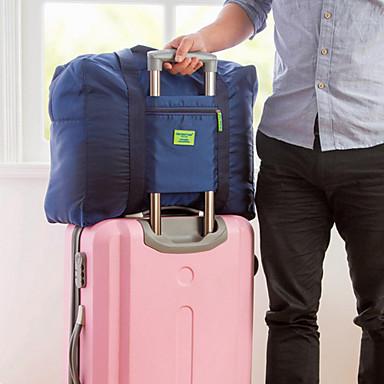 billige Reisevesker-Reiseveske / Reisearrangør / Bagasjeorganisator Stor kapasitet / Vanntett / Bærbar til Klær Oxfordstoff / Ensfarget Reise