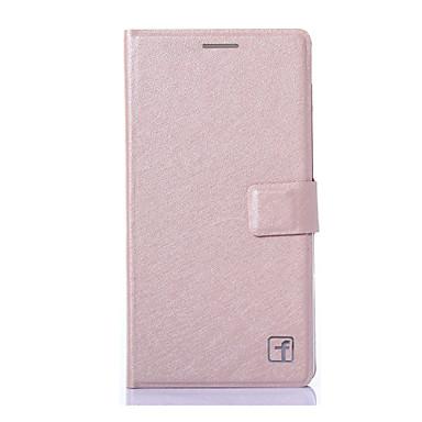 Voor Mi hoesje Kaarthouder / met standaard / Flip hoesje Volledige behuizing hoesje Glitterglans Hard PU-leer Xiaomi