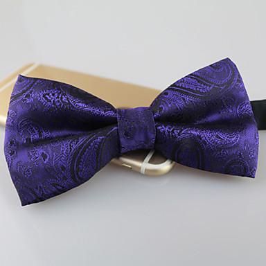 Outros Vintage Fofo Festa Trabalho Casual Púrpura Other Prendedor de Gravada -
