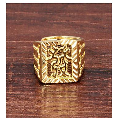 Homens Maxi anel bijuterias Liga Jóias Para Festa Diário Casual