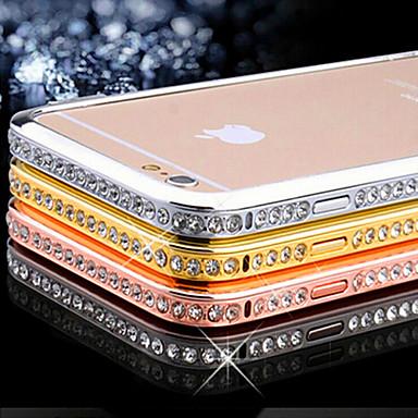 Voor iPhone 6 Plus hoesje Hoesje cover Bumper hoesje Hard Metaal voor iPhone 6s Plus iPhone 6 Plus
