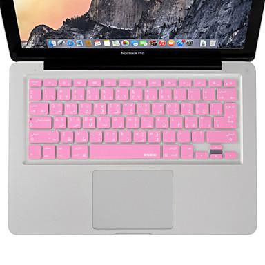 xskn αραβική γλώσσα του δέρματος πληκτρολόγιο κάλυψη σιλικόνης για το MacBook Air / MacBook Pro 13 15 17 μας ιντσών / εε έκδοση