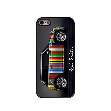 Voor iPhone 5 hoesje Hoesje cover Patroon Achterkantje hoesje Cartoon Hard PC voor iPhone SE/5s iPhone 5