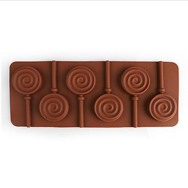 베이킹 몰드 초콜렛 사탕을위한 케이크 실리콘 DIY 새해