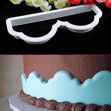 bakvorm cartoon Shaped Chocolade Koekje Cake Muovi Milieuvriendelijk DHZ Hoge kwaliteit
