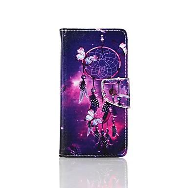 케이스 제품 Samsung Galaxy 삼성 갤럭시 케이스 카드 홀더 스탠드 플립 패턴 마그네틱 풀 바디 포수 드림 인조 가죽 용 A5(2016) A3(2016)