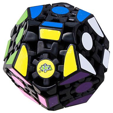 Rubiks kubus Tandwiel Megaminx Soepele snelheid kubus Magische kubussen Puzzelkubus professioneel niveau Snelheid Nieuwjaar Kinderdag