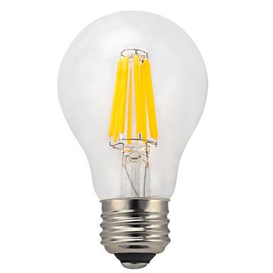 KWB 1db 950 lm E26/E27 Izzószálas LED lámpák A60(A19) 10 led COB Vízálló Dekoratív Meleg fehér Hideg fehér AC 220-240V