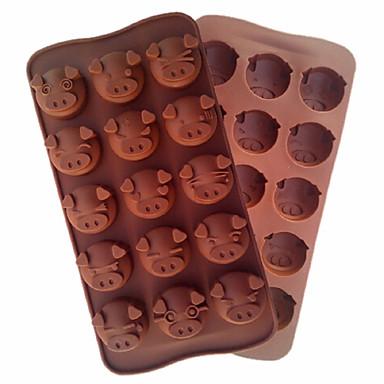 Bak- en gebak benodigdheden Chocolade / Ijs
