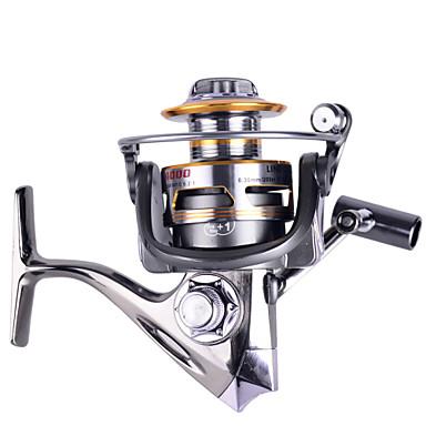 Orsók 5.2:1 12 Golyós csapágy cserélhető Tengeri halászat Csalidobó Léki horgászat Sodort Folyóvíz horgászat Más Villantós & Csónakos