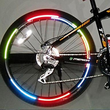 Fényvisszaverő pánt - Kerékpározás Vízálló Színváltós Más Lumen Kerékpározás