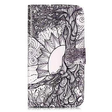 tok Για LG K8 LG LG K10 LG K7 LG G5 Πορτοφόλι Θήκη καρτών με βάση στήριξης Ανοιγόμενη Με σχέδια Μαγνητική Πλήρης Θήκη Δέντρο Σκληρή PU