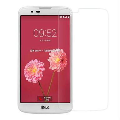 Képernyővédő fólia mert LG PVC 1 db Kijelzővédő fólia Anti-ujjlenyomat / Karcolásvédő / Matt