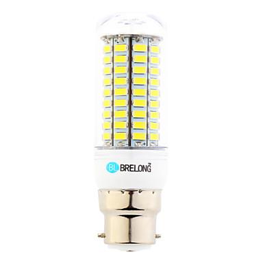 6 W 550 lm B22 LED kukorica izzók T 99 led SMD 5730 Meleg fehér Hideg fehér AC 220-240V