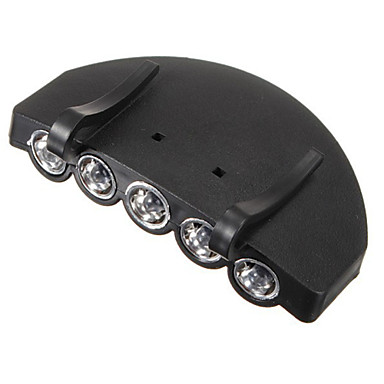 LED zseblámpák LED lm 1 Mód LED akkuval Sürgősségi Csat Kempingezés/Túrázás/Barlangászat Kerékpározás Vadászat Szabadtéri Mászás Több