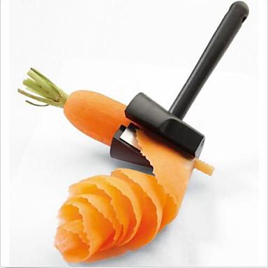 1 db Cutter & Slicer For Növényi / Gyümölcs Műanyag Kreatív Konyha Gadget / Jó minőség / Újdonságok