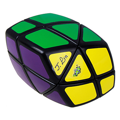 Rubik's Cube WMS Alienígeno Skewb Cube Cubo Macio de Velocidade Cubos mágicos Cubo Mágico Nível Profissional Velocidade Ano Novo Dia da