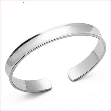 Dames Cuff armbanden - Verzilverd Armbanden Zilver Voor Bruiloft