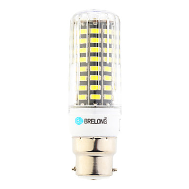 9 W 800 lm B22 Żarówki LED kukurydza T 80 Koraliki LED SMD Ciepła biel / Zimna biel 220-240 V / 1 szt.