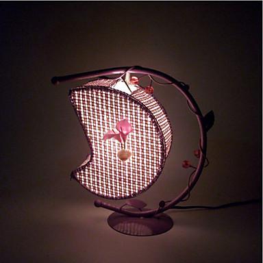 유럽의 낭만적 인 성격의 선물 (임의의 색)의 창조적 달 램프 침실 침대 옆 램프 조명 램프
