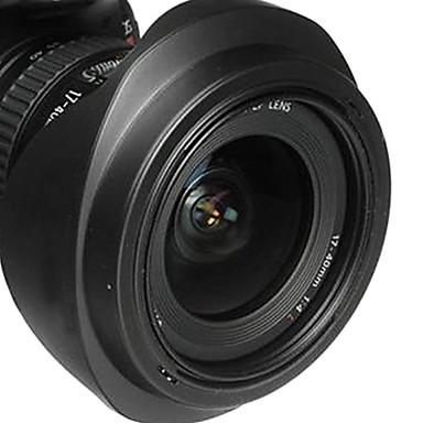 캐논의 EF 20mm f를 / 20-35mm F / 2.8 72mm 실 2.8 USM에 대한 newyi®은 EW-75ii 렌즈 후드 그늘 (EW-75 II)