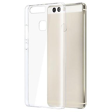 átlátszó ultra-vékony TPU puha vissza eset Huawei P9 / P9 lite / P8 / P8 lite / társ 7 / G7 / y550 / becsület 4x / nexus 6p / p7