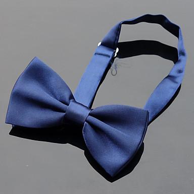 baratos Roupa de Homem Moderna-Homens Festa / Básico Gravata Borboleta Sólido