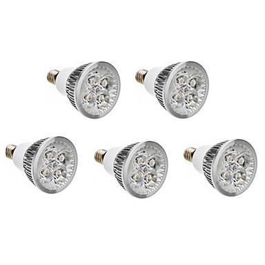 4W E14 LED Σποτάκια leds Θερμό Λευκό Ψυχρό Λευκό 400-450lm 3500/6000K AC 220-240V