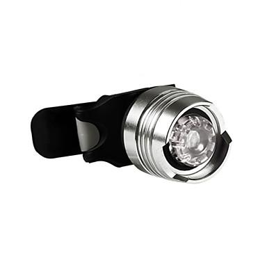رخيصةأون اضواء الدراجة-LED اضواء الدراجة مصابيح أمامية اضواء الدراجة ضوء الدراجة الخلفي - ركوب الدراجة ضد الماء Impact Resistant  سهل الحمل CR2032 400 lm البطارية أحمر Camping / Hiking / Caving أخضر الصيد - Defary