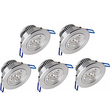 ZDM® 250-300 lm Lâmpada de Embutir leds LED de Alta Potência Regulável Branco Quente Branco Frio AC 220-240V AC 110-130V