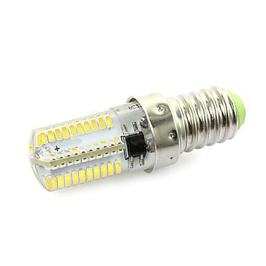 5W 450-500 lm E14 LED 콘 조명 T 80 LED가 SMD 3014 따뜻한 화이트 차가운 화이트 AC 220-240V