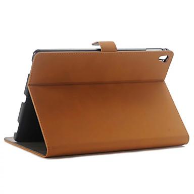 애플 iPad 프로 태블릿 케이스에 대한 스탠드 홀더 럭셔리 복고풍 빈티지 책 스타일의 PU 가죽 케이스 커버