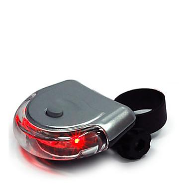 Fietsverlichting Lantaarns en tentlampen Achterlicht fiets veiligheidslichten LED - Wielrennen Schokbestendig Gemakkelijk draagbaar LED