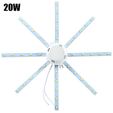 YWXLIGHT® 1600-1920 lm 천장 조명 40 LED가 SMD 5730 장식 차가운 화이트 AC 220-240V