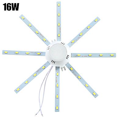 YWXLIGHT® 1280 lm 천장 조명 32 LED가 SMD 5730 장식 차가운 화이트 AC 220-240V