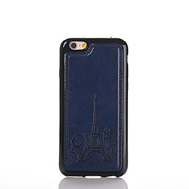 아이폰 로얄 럭셔리 스타일의 TPU 전화 케이스 실리콘 소프트 백 커버 (6) / 기가 / 6plus / 6splus