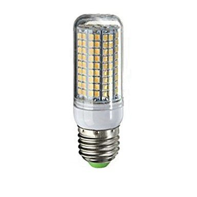 SENCART 8W 3000-3500/6000-6500/7500-8500lm E14 / G9 / GU10 LED kukorica izzók Süllyesztett 180 LED gyöngyök SMD 2835 Vízálló / Dekoratív