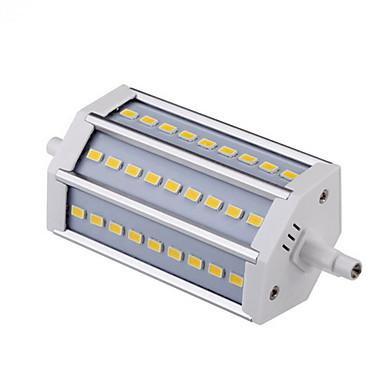 9W R7S Focos de LED Encaixe Embutido 27 SMD 5730 900 lm Branco Quente / Branco Frio / Branco NaturalRegulável / Controle Remoto /