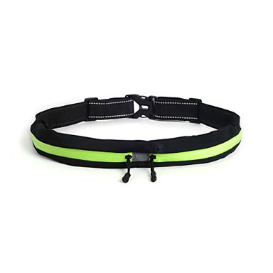 WINMAX L Belt Pouch Csomag derékra mert Halászat Mászás Utazás Úszás Szabadidős sport Tollaslabda Kosárlabda Kerékpározás / Kerékpár