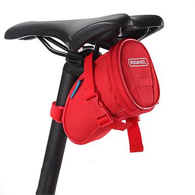 ROSWHEEL® Kerékpáros táskaNyeregtáska Vízálló / Ütésálló / Viselhető / Többfunkciós Kerékpáros táska PVC / 600 D poliészterKerékpáros